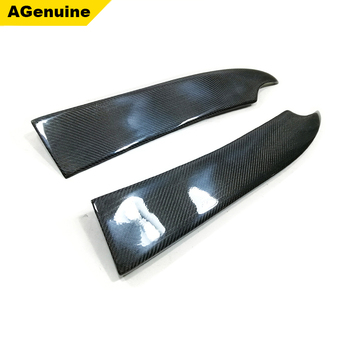 Real Carbon Fiber Car Accessories Rear Bumper Splitters Rear Bumper Trims  Aprons For Mercedes Benz