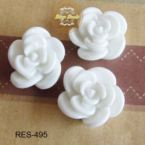 Beautiful Rose Flower Cameo Cabochon Base Setting Charm Pendant /Hair Pin/Ear Ring Charm Pendant
