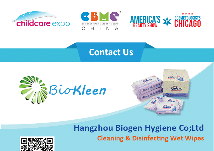 Biokleen flushable organic feminine shower body  wet wipes