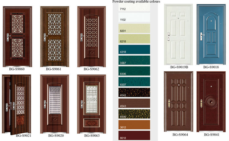 Main entrance single door designs for Single main door designs for home