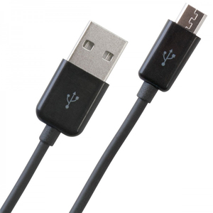 USB Male to Micro USB Male Data / Charging Cable for Samsung