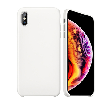 High Quality TPE Liquid Sinicon Shockproof Mobile Phone Case for iPhone XS MAX