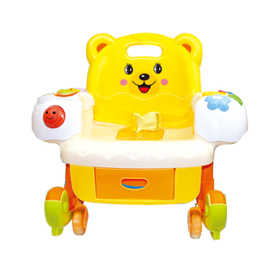 Wholesale high quality electric B/O toy multi-functional rocking music chair toy with sound and music for kids