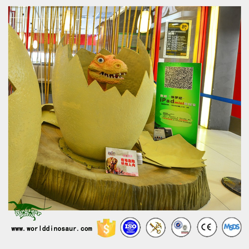 Artificial Dinosaur Egg for Amusement Park