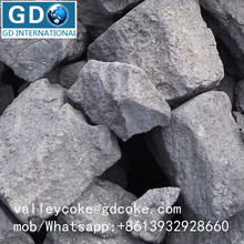 SGS certificate good quality foundry coke