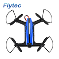 Flytec T18 RC Quadcopter Blue Drone With Wifi FPV Wide Angle  720P Camera Racing Beginner RC Drone RTF
