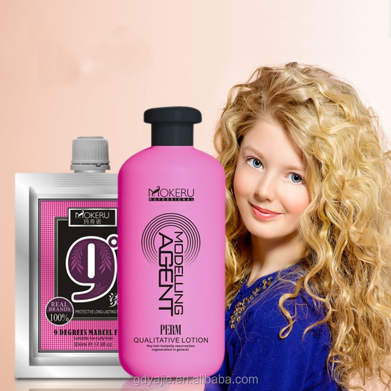 Factory Directly Hot Sale Korea hair perm liquid