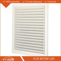 Wholesale cheap china stadnard or custom wood white horizontal 2 inch window modern shutters and blinds