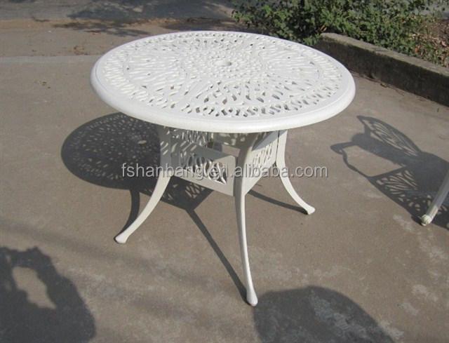 schwere- pflicht esstisch und stühlen weiß bronze eloxiert, Esstisch ideennn
