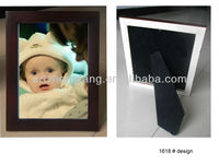 5x7 plain wood photo frame, wood picture frames wholesale