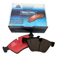 march expo Front Brake Pads For MK 1014003350
