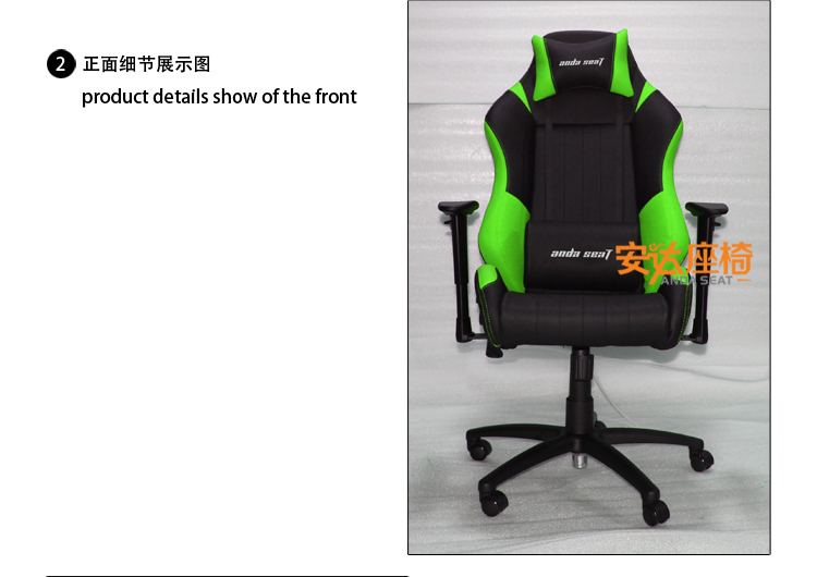 High Back Race Car Style Bucket Seat Office Desk Chair Gaming Chair SPO