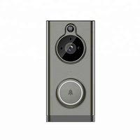 Hot Sale Real Time Video Two-way Audio Intercom IP Waterproof Camera Wifi Wireless Video Doorbell For Door Release