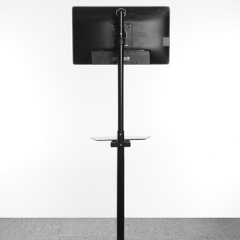 Tv Stand Cart Height Adjustable Mount Ts1017