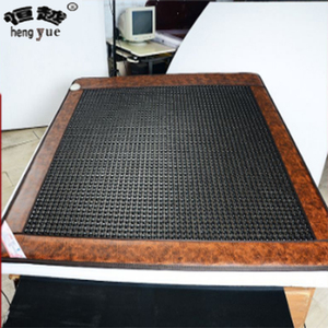 Infrared jade mat massage best heating pad mattress