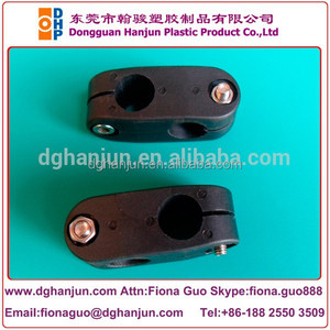 Plastic cross clamp /plastic round clamps/plastic locking clamps