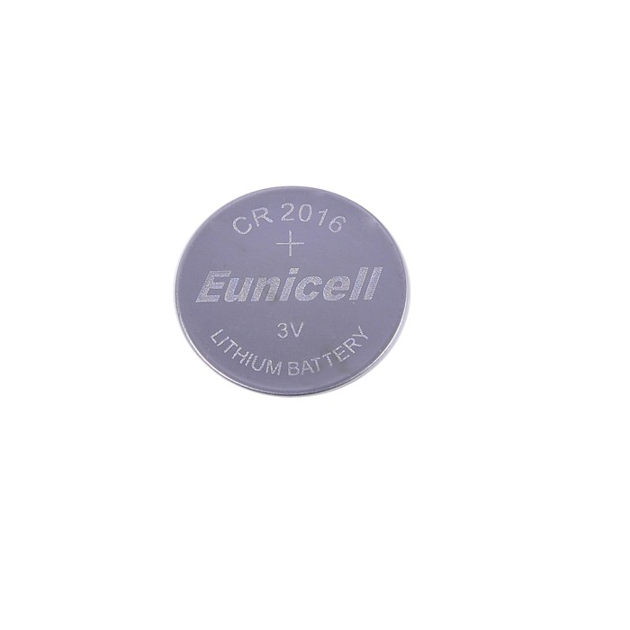 CR2016 Button Battery 3V Lithium Cell CR2016 75mah