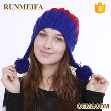 Best Selling Unique Design Womens Wool Knitted Beanie Women Hat Sex For Wholesale