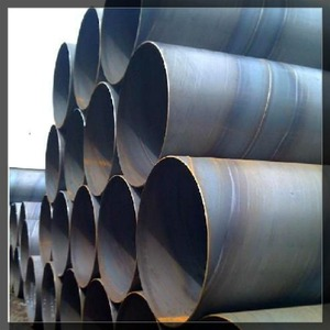 Best price large diameter size SAW low carbon steel tubes in stock made in China