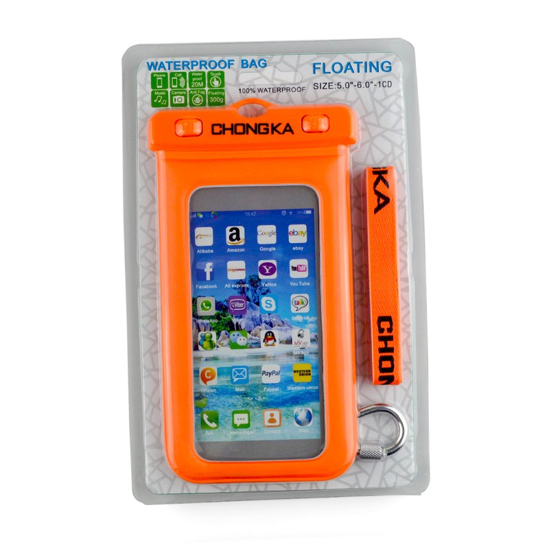 Free Samples Arm Band Waterproof Case For Iphone 6s Plus 5.5 ...