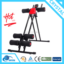 SJ-242 Top selling home fitness machine ab slider exercises