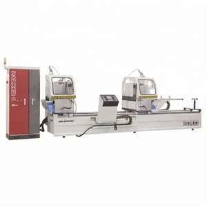 Upvc & PVC Window Door Cutting Machine / upvc & pvc window door frame making machine