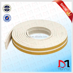 Wholesale self adhesive sponge E P D I profile window EPDM stripping
