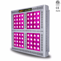 1600w High yiled full spectrum LED grow light mars with 2 years warranty