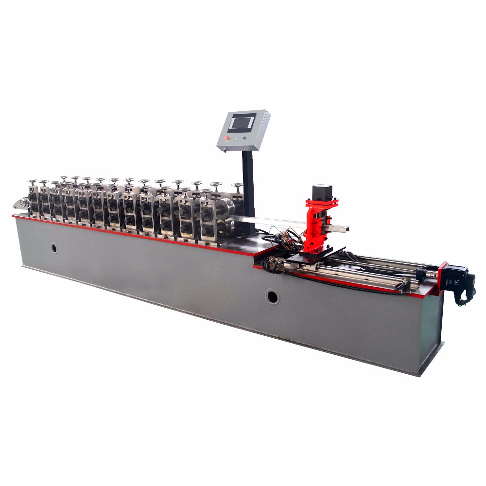 fabrication machinery used omega shape furring channel cold roll forming machine