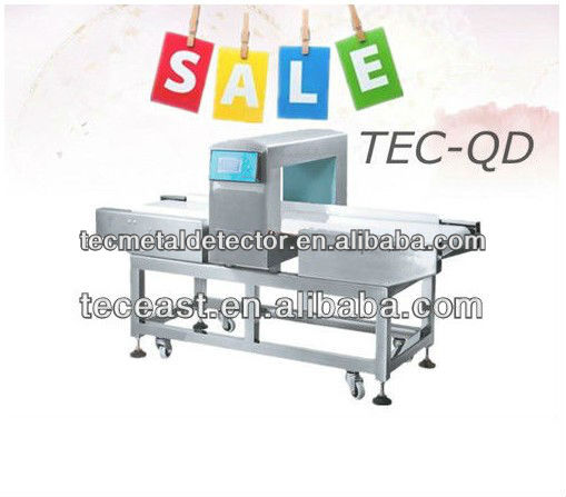 QD&QS Needle Metal Detector for Garment / Needle Detector Machine for Carpet Industry