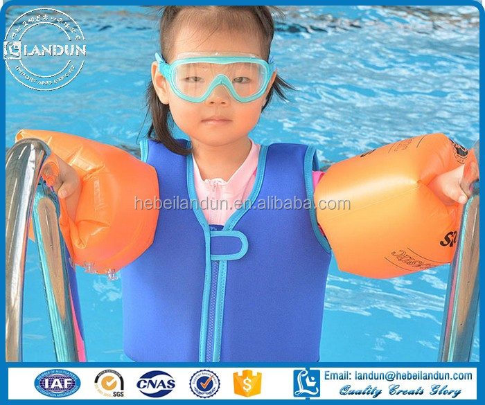 New style Silicon kids swimming goggles wholsae
