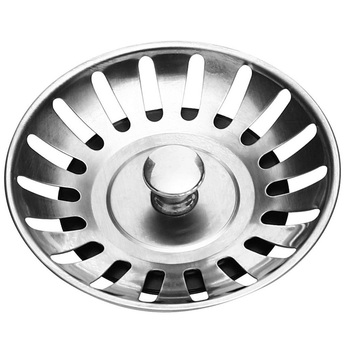 Ningbo Jutye Sink Stopper 78mm Sink Plug Stainless Steel Kitchen Sink  Strainer Plug Drainer Drain Waste Plug Basin Stainer Uk - Buy Drain Waste  Plug ...
