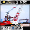 2015 best brand zoomlion 80t crawler crane quy80 with max load moment 320kn.m for sale