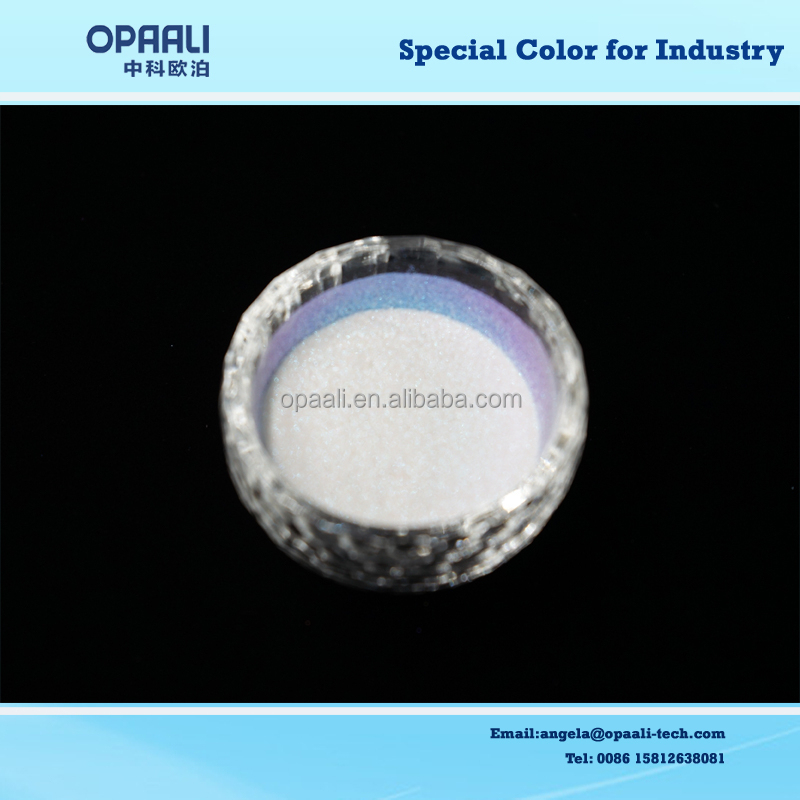 high quality rainbow series cyan/blue/purple/red color changing(chameleon color) pigment car paint/auto paint