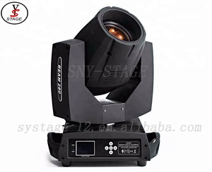 Luminous flux 7950 lm 10r 280w light source moving head pointe disco bar stage lighting