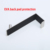 fashion durable adjustable over the door hanging hooks cabinet over door single hook hanger
