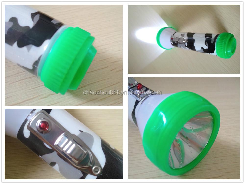 Cheap Small Aa Battery Flashlight Baby Flashlight