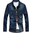 F003B long sleeve denim shirt men usd4.95 - 8.5/pc