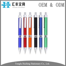 HF5223C OEM service high quality promotional executive metal ball pen for office signing