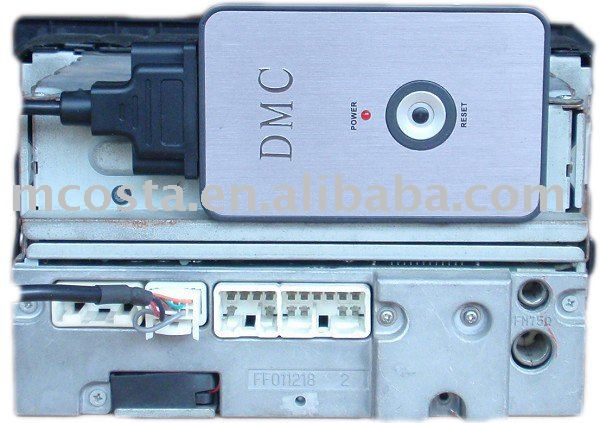 Car Digital Music Changer with USB. SD. MP3