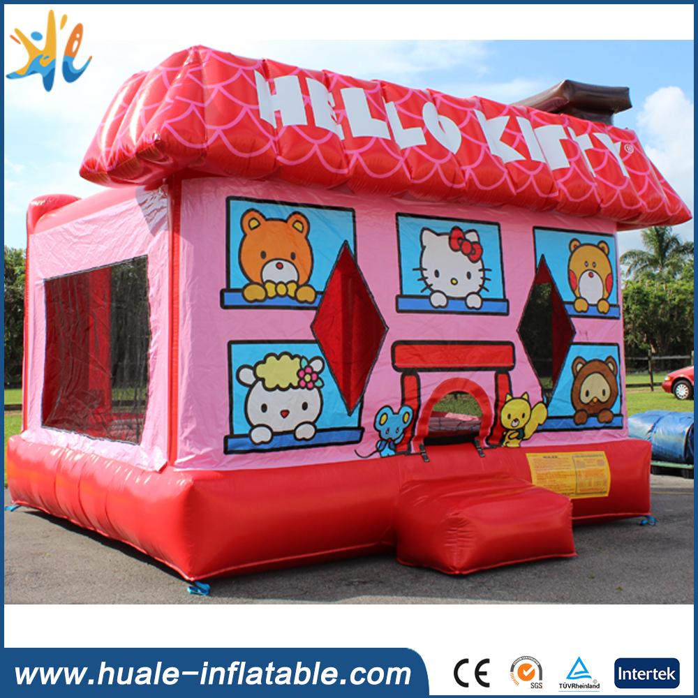 Mini New Inflatable Hello Kitty