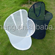 foldable pop-up laundry baskets