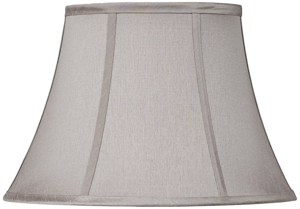 Cheap gray lamp shade find gray lamp shade deals on line at get quotations pewter gray oval lamp shade 79x1315x105 spider aloadofball Choice Image