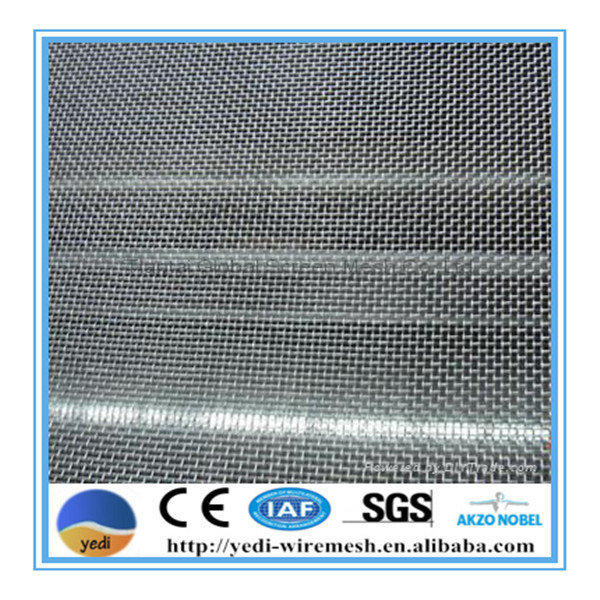 ultra fine stainless steel wire mesh screen100 micron stainless steel mesh screen