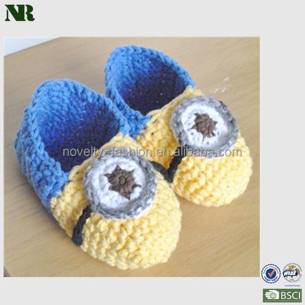 Baby Gestrickt Schuhe 100 Hand Gemachthäkeln Baby Mädchen Schuhe