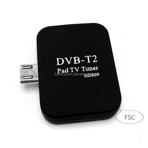 Factory price Mobile Watch DVB-T2 TV Tuner Stick for Android Phones