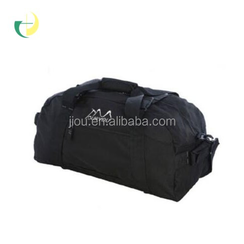 Fashion and elegant high quality lining canvas sports bag