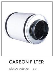 Idroponico Coltiva La Camera di Ventilazione 6 Coltiva La TentFan di Ventilazione di Scarico In Acciaio Inox Fan