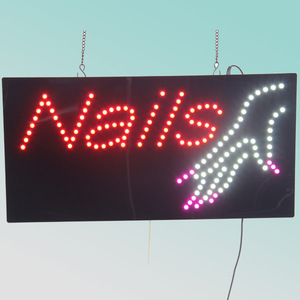 60X30cm electronic products open closed led signs