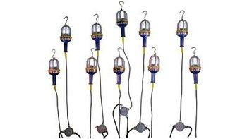 Magnalight Epl-sl-10-led Explosion Proof Led String Lights - 10 Lights -  Class 1 Division 1 And Class 2 Division 1 - Buy Explosion Proof Led String